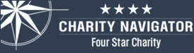 Polaris is rated a Four Star Charity by Charity Navigatoe